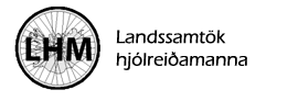 Landssamtök hjólreiðamanna styrkja Hjólreiðar.is 2016