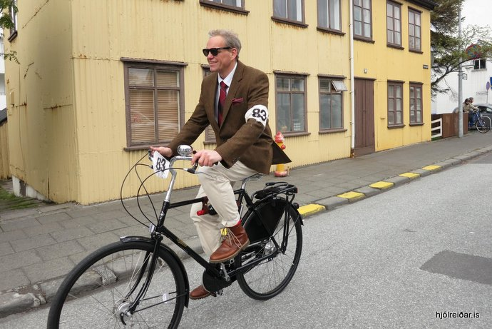 Tweed Ride - Vesturgata