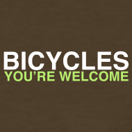 w-bicycles-you-re-welcome-front-and-back design