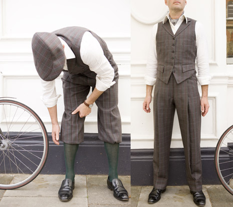 cycle trousers