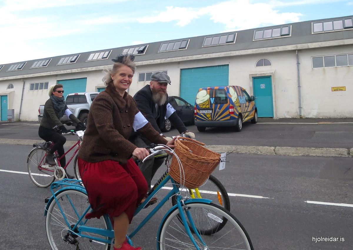 Tweed Ride Reykjavík 2017